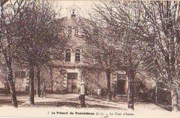 Loire Atlantique        649        Le Prieuré De Pontchâteau.La Cour D'entrée - Pontchâteau