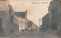 Fotokaart Meenenstraat - Moorsele - Wevelgem