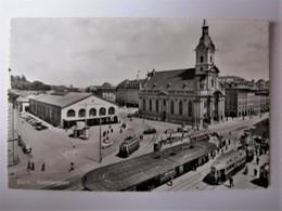 SUISSE - BERNE - Bubenbergplatz - BE Berne