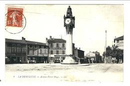 69 - Tassin La Demie Lune - Aveenue Victor Hugo - L'horloge - Bel état - - Autres Communes