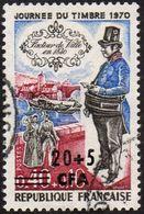 Réunion Obl. N° 390 Journée Du Timbre 1970 - Réunion (1852-1975)