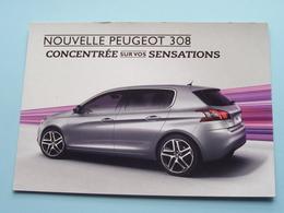 Nouvelle PEUGEOT 308 () Anno 2013 ( See Photo ) ! - Passenger Cars
