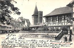 Basel - Spalengraben Und Spalenthor (1901) - BS Bâle-Ville