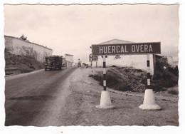 SPAGNA - HUERCAL OVERA - ESPANA -  FOTO ORIGINALE 1961 - Luoghi