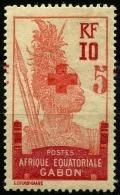 Gabon (1915) N 80 * (charniere) - Ongebruikt