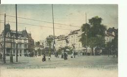 CP.Bruxelles-Schaerbeek (ex-Collection DELOOSE) -  Porte De Schaerbeek  - W0096 - Schaerbeek - Schaarbeek