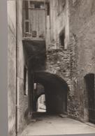 C. P. -  PHOTO -  ENTREVAUX - RUE DES ARCHERS - 1844 - MONTY - Frankreich
