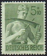 DR,1943,  MiNr 851, Postfrisch - Unused Stamps