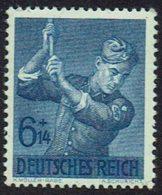 DR,1943,  MiNr 852, Postfrisch - Unused Stamps