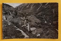 Cartolina Mesocco - Castello - 1947 - Cartoline