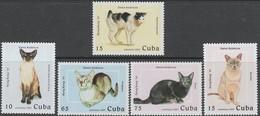 CUBA - Chats  - Hong Kong 97 - Kuba
