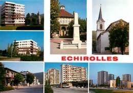 38 - Echirolles - Multivues - Automobiles - Carte Neuve - Voir Scans Recto-Verso - Echirolles