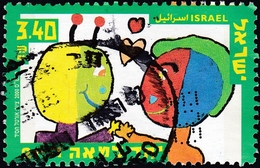 Israel, 2000, 3s40, D'Hortal Hasid (Yvert 1478). - Israel
