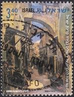 Israel, 2000, 3s40, Cinquantenaire De La Proclamation De Jérusalem, Capitale D'Israël (Yvert 1470). - Israel
