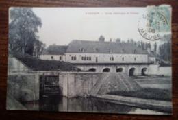 Carte Postale Ancienne De Verdun - Usine électrique Et Ecluse - Verdun