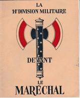 WW2 - Mai 1941 - La 14° DIVISION MILITAIRE Devant Le MARÉCHAL PÉTAIN - Armée D'Armistice - Documents Historiques