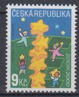 Europa Cept 2000 Czech Republic 1v ** Mnh (45694C) - 2000
