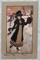 Ethel Parkinson MM Vienne 195 Femme - Patinage - Parkinson, Ethel