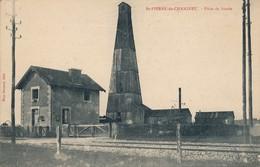 J12 - 38 - SAINT-PIERRE-DE-CHANDIEU - Isère - Puits De Soude - Altri Comuni