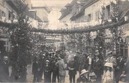 21 -  CPA Photo   ARNAY LE DUC Festival Concours De Gymnastique  8 Juilet 1906 - Arnay Le Duc