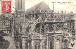 FR14 CAEN - MTIL 507 - Abside De Saint Pierre - Belle - Caen