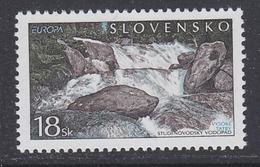 Europa Cept 2001 Slovakia 1v ** Mnh (45696A) - Europa-CEPT