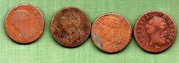 LOUIS XVI.1 SOL.1786.R.Orléans.TB. 4 MONNAIES. - 987-1789 Monnaies Royales