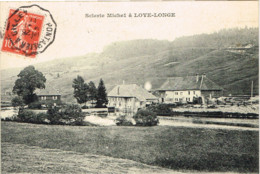 DOUBS 25.LOYE LONGE SCIERIE MICHEL - Frankreich