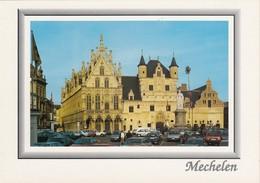 MECHELEN / STADHUIS EN LAKENHALLEN - Mechelen