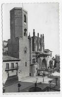 (RECTO / VERSO) HUESCA - FACHADA DE LA CATERAL - BEAU TIMBRE ET FLAMME - FORMAT CPA - Huesca