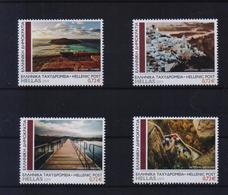 GREECE STAMPS 2019 /INTERNATIONAL EXHIBITION MILANOFIL 2019(without Folder)-MNH-COMPLETE SET - Grecia