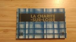 La Charité Sur Loire (58) Carnet De10 Cartes Postales : La Loire, Le Pont,vieilles Maisons, Rue Du Grenier à Sel... - La Charité Sur Loire