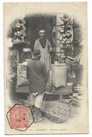 ALGERIE-Epicier Arabe...1906 - Profesiones