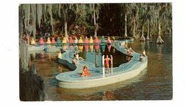 CYPRUS GARDENS, Florida, USA, Eshther Williams Swimming Pool, Old Chrome Postcard - Sonstige