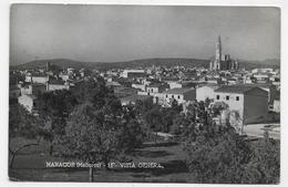 (RECTO / VERSO) MALLORCA EN 1958 - MANACOR - N° 11 - VISTA GENERAL - FORMAT CPA - Mallorca