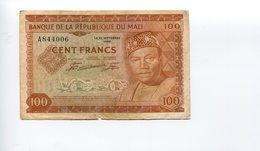 Mali - 100 Francs - 1960 - Mali