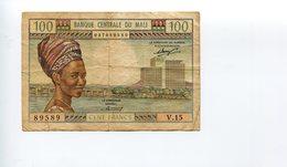 Mali - 100 Francs - Mali
