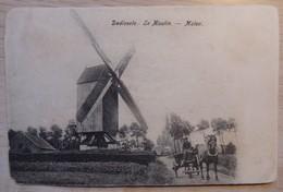 "DADIZEELE ""Moorslede"" - Le Moulin / Molen - Atellage - Etat: Voir 2 Scans. - Moorslede"