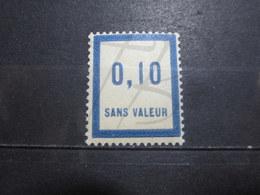 VEND BEAU TIMBRE FICTIF DE FRANCE N° F27 , XX !!! - Phantomausgaben