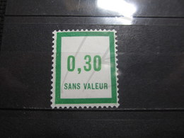 VEND BEAU TIMBRE FICTIF DE FRANCE N° F31 , XX !!! - Fictifs