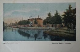 Utrecht // Leidsche Kade (Molen) Ca 1900 - Utrecht