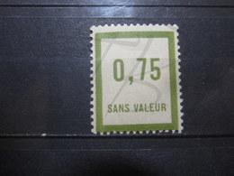 VEND BEAU TIMBRE FICTIF DE FRANCE N° F36 , XX !!! - Phantomausgaben