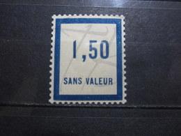 VEND BEAU TIMBRE FICTIF DE FRANCE N° F39 , XX !!! - Phantomausgaben