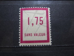 VEND BEAU TIMBRE FICTIF DE FRANCE N° F40 , XX !!! - Phantomausgaben
