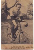 Carte Cyclisme Coureur Cycliste Mottiat édition Beauvais N° 45 - Cycling
