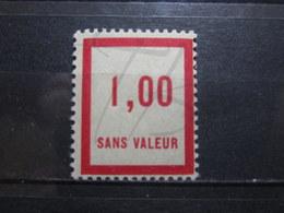 VEND BEAU TIMBRE FICTIF DE FRANCE N° F49 , XX !!! - Phantomausgaben