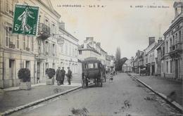 C.P.A. - FR. [28] Eure Et Loir > Anet - L'Hôtel De Diane Très Animée Atellage - Daté 1907 - TBE - Anet