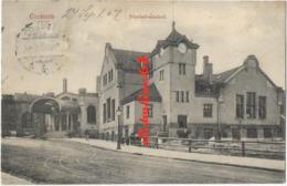 Chemnitz - Nicolaibahnhof - 1907 - Chemnitz