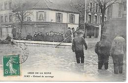 12/18      91    Crue De La Seine  Evry      Chaland De Sauvetage   (animations) - Evry