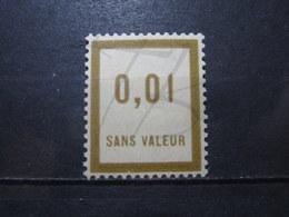VEND BEAU TIMBRE FICTIF DE FRANCE N° F23 , XX !!! - Phantom